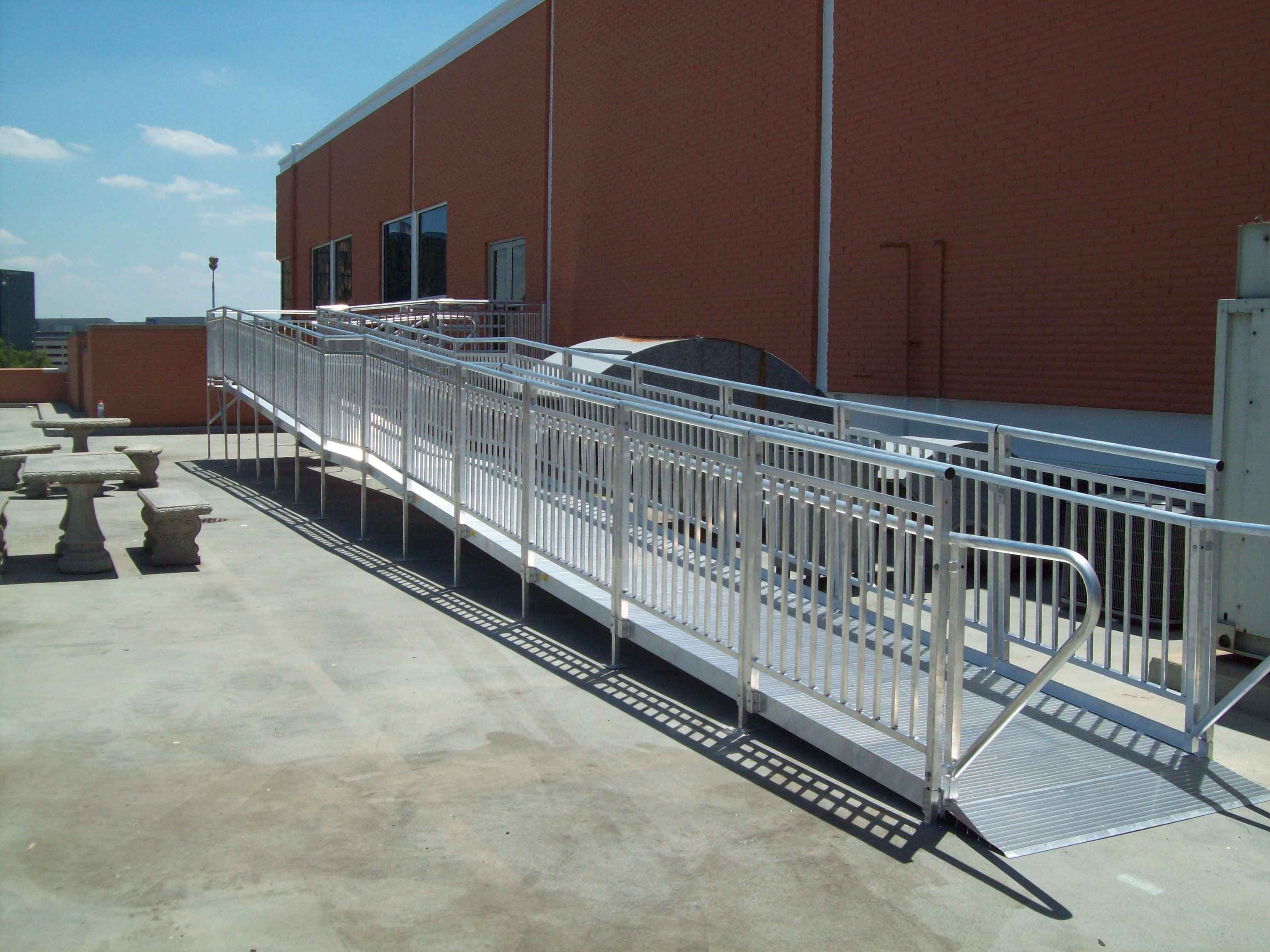 mercial Products American Access Ramps