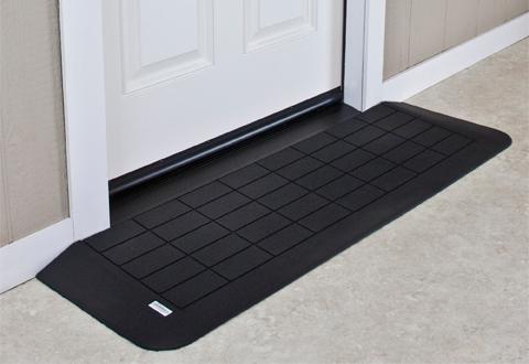 Rubber Threshold R&s & EZ Edge | American Access Ramps | Wheelchair Ramps