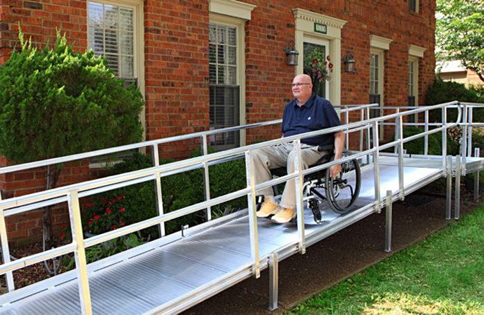 wheelchair ramp rental american access ramps